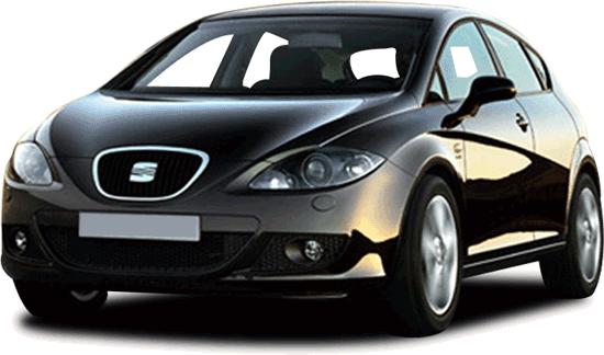 Seat Leon rent a car