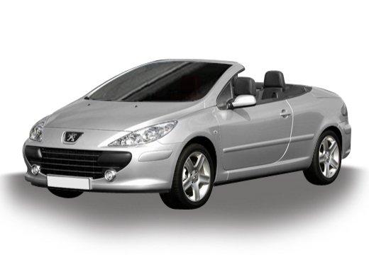 Peugeot 307cc rent